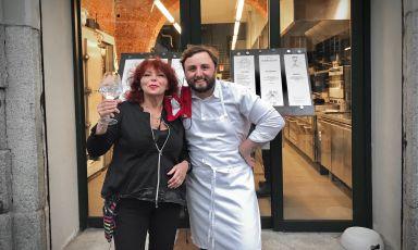 Il nuovo Al Pont de Ferr con Natalini: stile giovane e cocktail sotto le stelle