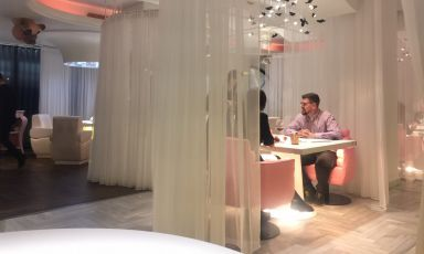 DiverXO, al tavolo del maiale volante