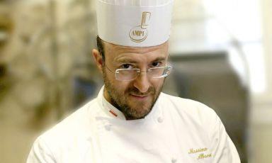 Massimo Albanese, pastry chef e titolare delle due pasticcerie Max di Treviso