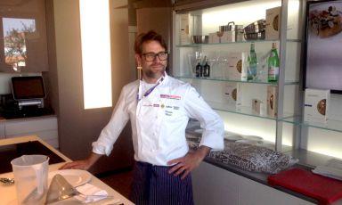 Renato Bosco, classe 1967, pizzaiolo di Saporè a San Martino Buonalbergo (Verona), paese in cui ha anche una pizzeria d'asporto. Bosco ha aperto anche La Torre a Verona città ed è atteso a mesi a Milano