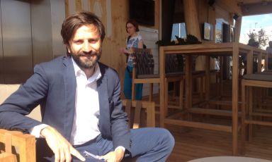 """Antonio Civita, romano, è proprietario e amministratore delegato di Panino Giusto dal 2010. Il marchio oggi conta su una trentina di punti vendita a Milano, in Italia e nel mondo. Prossima tappa Cupertino, """"la prima di cinque aperture in California"""""""