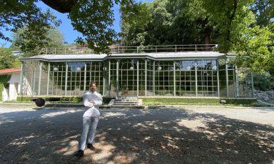Feel, il ristorante che lascia il centro di Como e rinasce in una favolosa serra