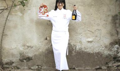 Isa Mazzocchi, donna chef dell'anno