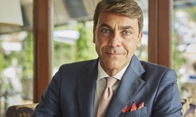 Giampaolo Ottazzi, direttore generale diBelmond Hotel Cipriani di Venezia