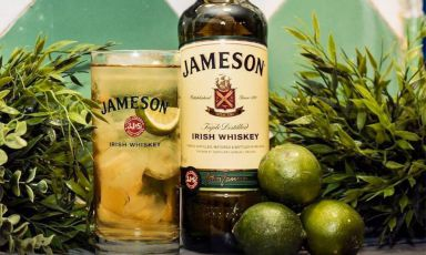 Jameson, tre cocktail per celebrare l'Irlanda
