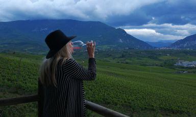 Kelly Mitchell: il canto della Wine Siren