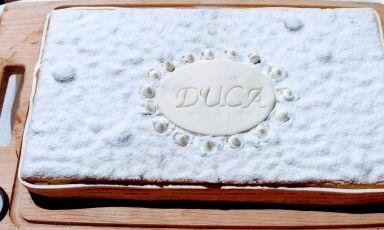 La Torta del Duca, dolce moderno dal sapore antico