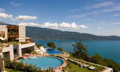 That branch of lake Garda
