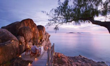 Mangiare da re: entriamo nelle cucine del Constance Lémuria, alle Seychelles