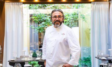 Philippe Léveillé dà sapore e gusto alla ripartenza di Identità Golose Milano