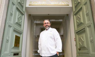 Identità Golose Milano riparte: il menu di Philippe Léveillé per le prime due cene