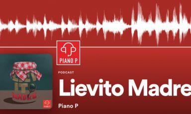 """Da venerdì 28 maggio è online il primo episodio di""""Lievito Madre"""", podcast ideato da Eugenio Signoroni di Slow Food, disponibile su tutte le piattaforme più importanti(illustrazione di Andrea Bozzo)"""