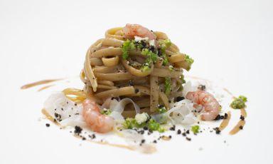 La Linguina al tè Smokey Lapsang: la ricetta della rinascita di Alessandro Tormolino