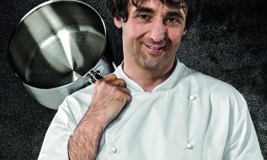 Two jobs for Tomaž Kavčič; on top of his gourme
