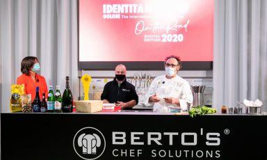 Paolo Lopriore racconta a Identità On The Road l'indelebilità della cucina italiana