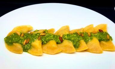 Mezzelune Liguri: il piatto dell
