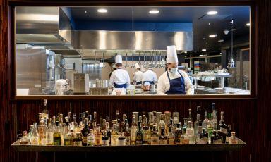 Mi View: nel menu del ristorante meneghino, un panorama sulla materia prima