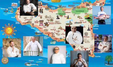 La ristorazione che resiste: nella Sicilia diventata