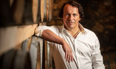 Marjan Simčič, gran produttore di vini nel Collio sloveno