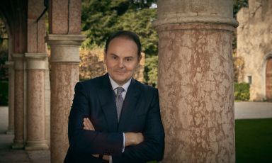 Communication and investments: Matteo Lunelli's recipe for a new start