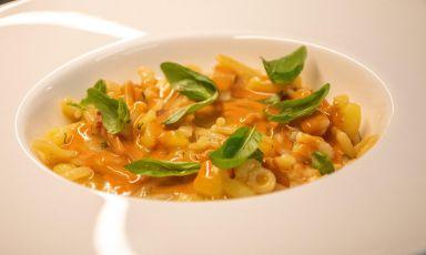 Mescafrancesca patate e astice: la ricetta del delivery di Sine a Milano