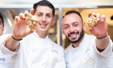Mammoliti spiega le regole per gustare al meglio il tartufo bianco d'Alba