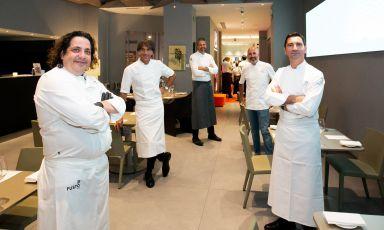 Una Milano che rinasce nella prima serata dell'Hub in via Romagnosi