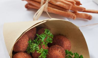 L'alta cucina povera di Battisti&Co
