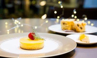 Immagine di fine pasto: un dessert pensato per ria