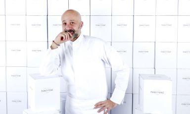Niko Romito nello scatto di Francesco Fioramonti