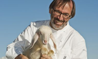 Norbert Niederkofler will be the protagonist at Identità Expo during the lunch events on Monday and Tuesday