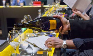 Identità di Champagne, Veuve Clicquot e la magia de La Grande Dame 2008