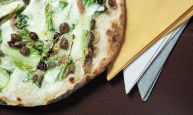 Roma, pizza e motori da Officina