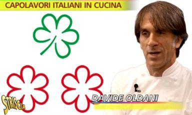 Davide Oldani e una cipolla a 3 stelle