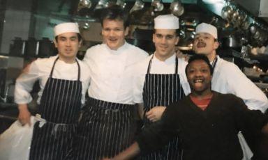 Le Gavroche dà il benvenuto alla Cucina Pop di Davide Oldani