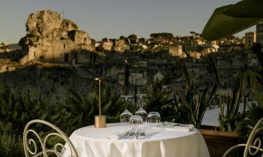 Giovani talenti crescono: benvenuti al ristorante Regiacorte del Sant'Angelo Luxury Resort di Matera