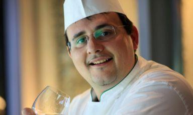 Paolo Barrale, 45 anni, siciliano di Cefalù (Palermo), presidente dell'associazione Chic, Charming italian chef