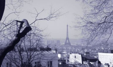 Paris, one week later