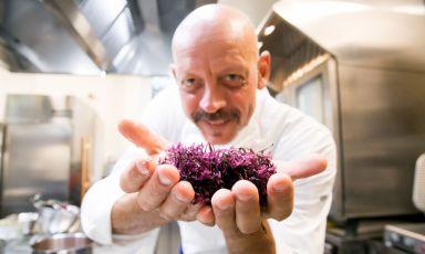 Gianfranco Pascucci, cuoco di mare