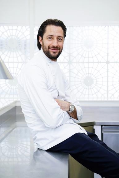 Premio birra moretti concorso di cucina a milano for Luigi taglienti chef