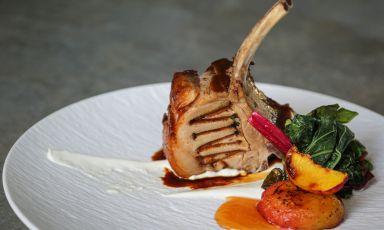 Maialino: il piatto della rinascita di Viviana Varese(tutte le foto sono di Azzurra Primavera)