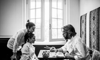 Grandi chef, grandi fotografie: la vita dietro a un piatto