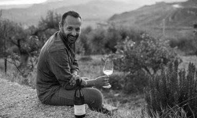 La storia di Giuseppe Cipolla, vignaiolo per vocazione, e il suo sogno Passofonduto nella Valle del Platani