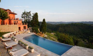 Nordelaia: il nuovo resort nel cuore del Monferrato con la cucina di Andrea Ribaldone e Charles Pearce