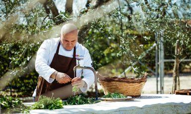 Pietro Zito, custode degli orti e della cucinadi Antichi Sapori a Montegrosso d'Andria