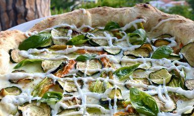 Pizza Nerano: la ricetta della rinascita di Claudio De Siena