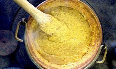 Centa e la polenta gialla di zia Elena