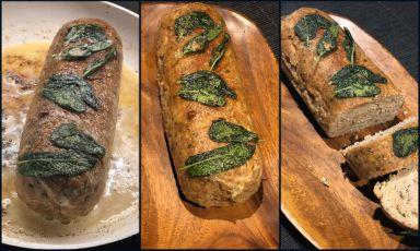 Raffaele Alajmo: adoro cucinare! E poi ci regala la ricetta del suo polpettone