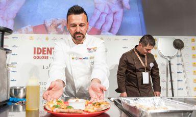 Antonio Polzella e la pizza che fa bene