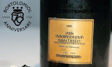 Bortolomiol festeggia con Rive 70th Anniversary